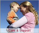 Single Moms Care and Support